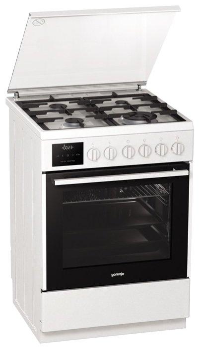 Комбинированная плита Gorenje K635E20WKE белый