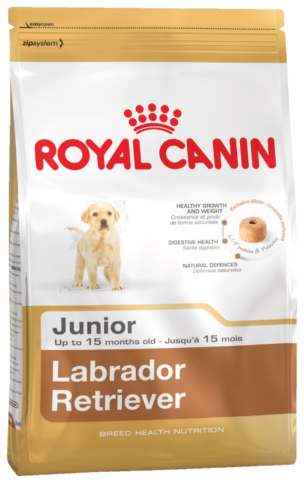 Royal Canin Labrador Retriever Junior (16 кг)