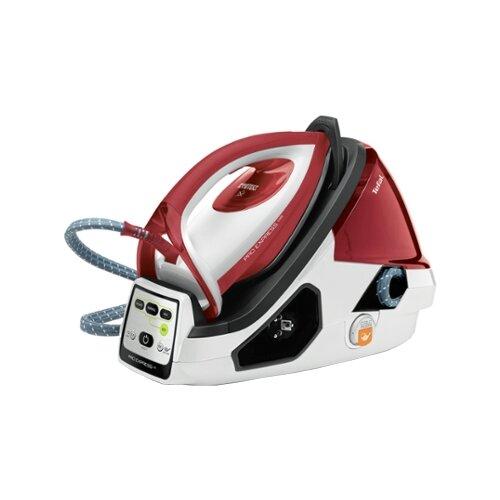 Парогенератор Tefal GV9061 Pro Express Care красный/белый парогенератор tefal pro express ultimate care gv9562 2600вт белый розовый