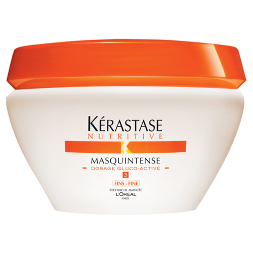 Kerastase Nutritive Masquintense Маска для сухих и тонких волос, 200 мл kerastase керастаз маска masquintense для сухих и очень чувствительных волос 200 мл kerastase nutritive