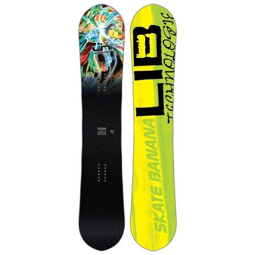 Сноуборд Lib Tech Skate Banana (17-18) Mike Parillo 156W