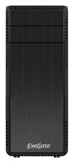 ExeGate TP-209 w/o PSU Black