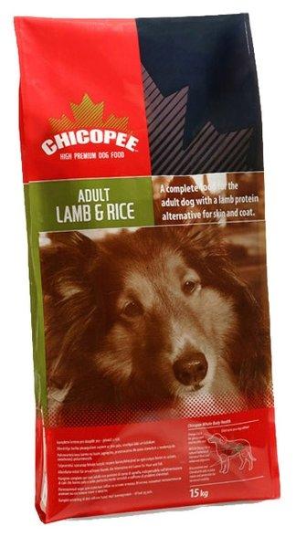 Chicopee (20 кг) Для собак с ягнёнком и рисом