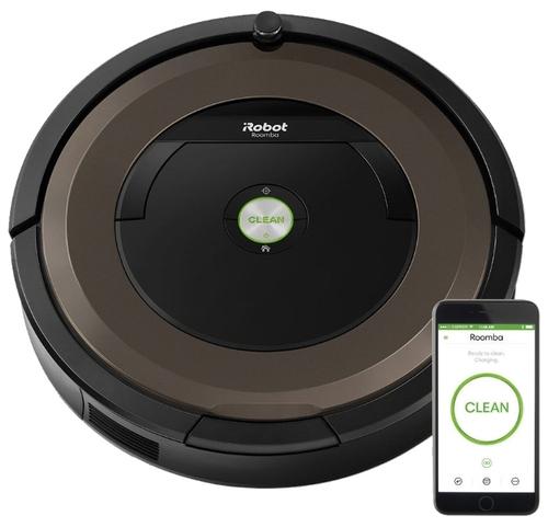Робот-пылесос iRobot Roomba 896 фото 1