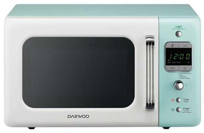 Микроволновая печь Daewoo Electronics KOR-6LBRWM