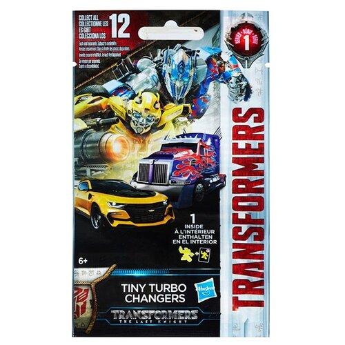 Купить Трансформер Hasbro Transformers Мини (Трансформеры 5: Последний рыцарь) C0882 разноцветный, Роботы и трансформеры