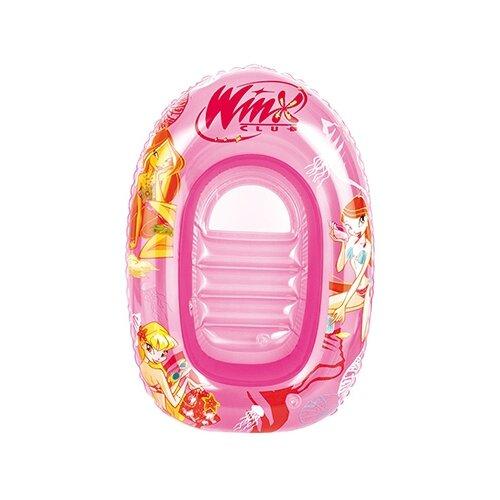 Купить Надувной плот Bestway Winx Club 92004 BW розовый, Надувные игрушки