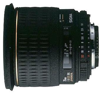 Sigma AF 28mm f/1.8 EX DG ASPHERICAL MACRO Sigma SA