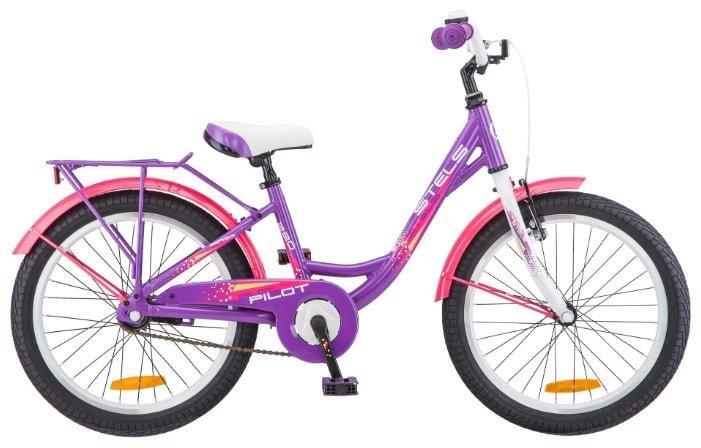 Подростковый городской велосипед STELS Pilot 220 Lady 20 V010 (2018)
