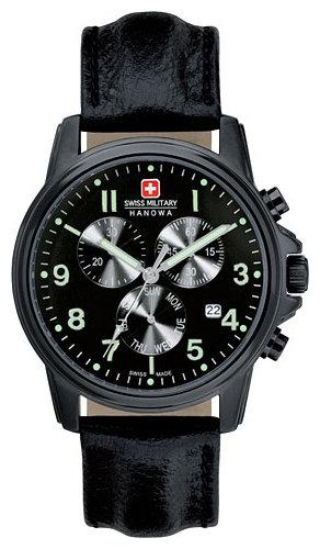 Наручные часы SWISS MILITARY HANOWA SM12119MSBBK.H02A