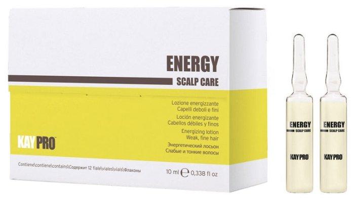KayPro Energy Scalp Care Лосьон в ампулах