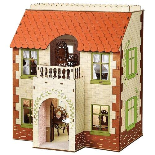 Купить ЯиГрушка кукольный домик Одним прекрасным утром 59404, Кукольные домики