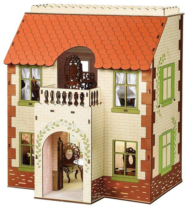 ЯиГрушка кукольный домик Одним прекрасным утром 59404