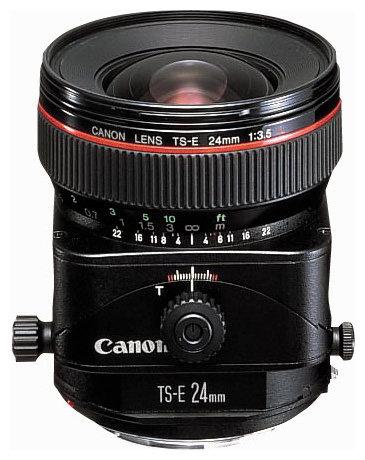 Объектив Canon TS-E 24mm f/3.5L