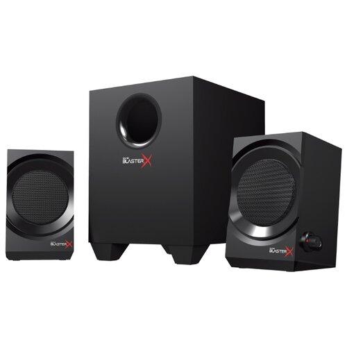 Компьютерная акустика Creative Sound BlasterX Kratos S3 черный