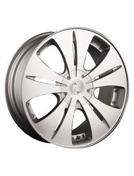 Диски Racing Wheels H-241 7,0x17 5x100 5x108 D73.1 ET40 цвет HS - фото 1