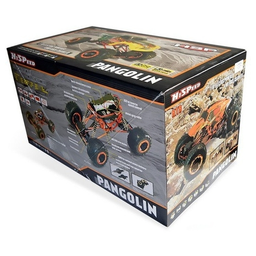 Монстр-трак HSP Right Racing (131800) 1:10 46 см
