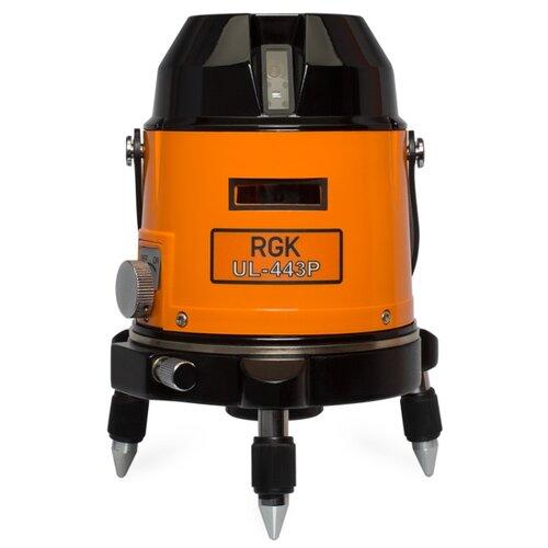 цена на Лазерный уровень самовыравнивающийся RGK UL-443P