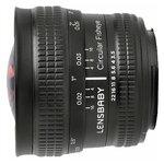 Lensbaby Circular with Fisheye Nikon F