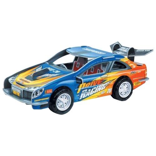 3D-пазл Pilotage 3D Гоночная машина M синяя (RC38106) машина радиоуправляемая pilotage topracer xb
