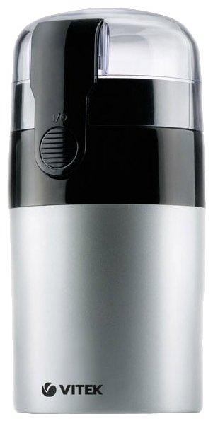 Vitek VT-1540(SR), Silver кофемолка