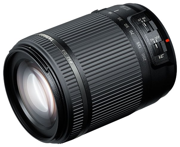 Tamron Объектив Tamron AF 18-200mm f/3.5-6.3 Di II VC (B018) Nikon F