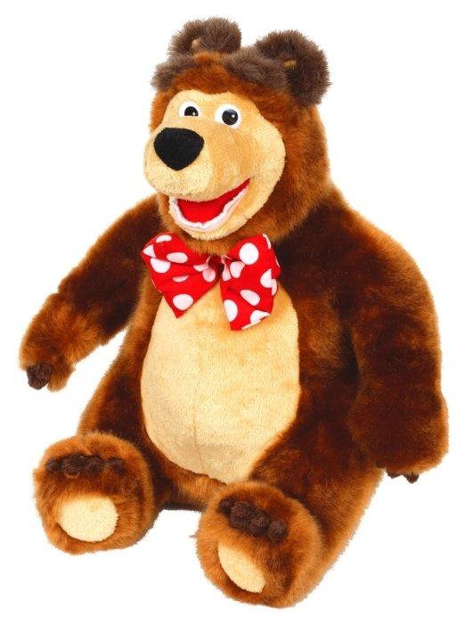 Мягкая игрушка Мульти-Пульти Маша и Медведь Мишка 28 см в пакете