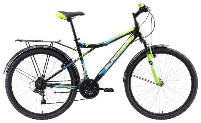 Велосипед для взрослых Black One Active 26 (2018)
