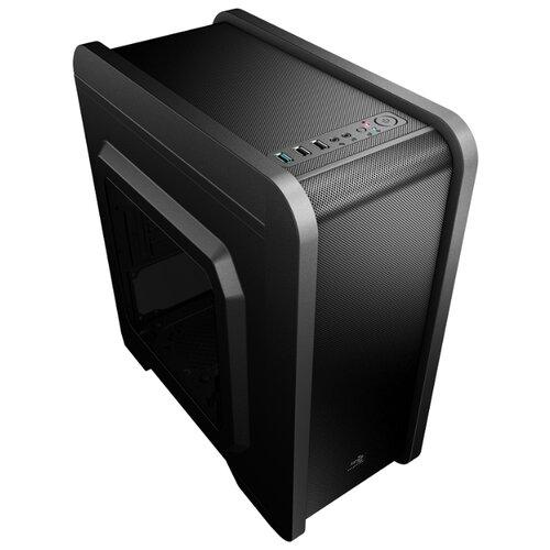 Купить Компьютерный корпус AeroCool Qs-240 Black