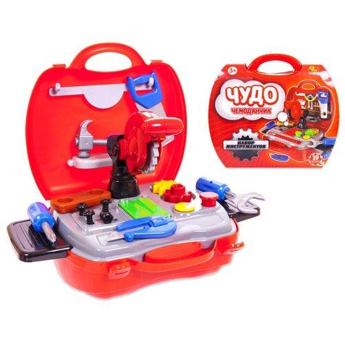 ABtoys Чудо-чемоданчик, 19 предметов PT-00457