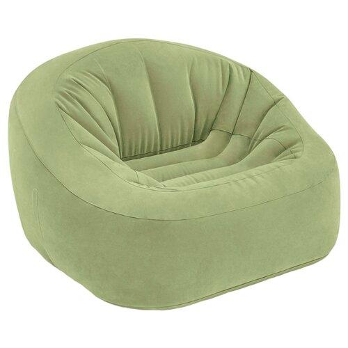 Надувное кресло Intex Club Chair (68576) зеленый надувное кресло intex club chair 68576