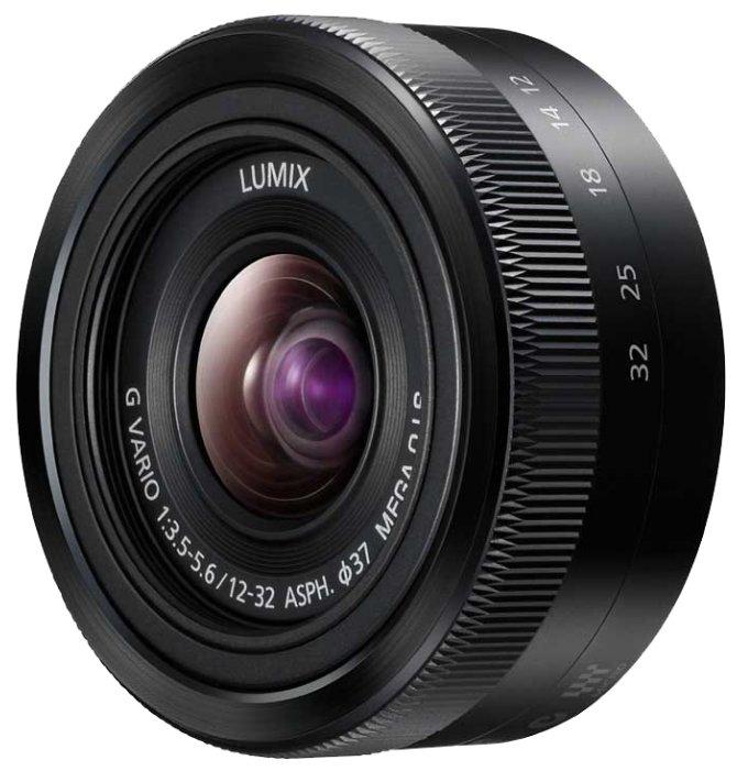 Panasonic Lumix DMC-GX80 Kit 12-32 мм/F3.5– 5.6 ASPH./MEGA O.I.S. (H-FS12032) (черный)