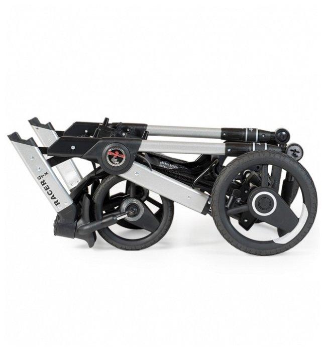Универсальная коляска Hartan Racer GTX XL (2 в 1) с сумкой