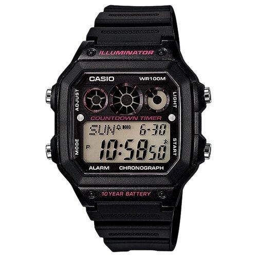 Наручные часы CASIO AE-1300WH-1A2 часы casio ae 1300wh 4a