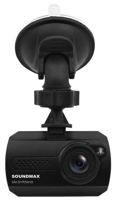Видеорегистратор SoundMAX SM-DVR50HD