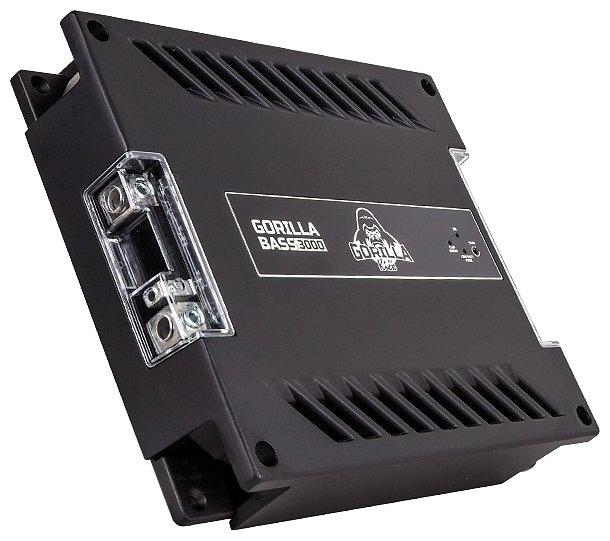 Автомобильный усилитель Kicx Gorilla Bass by Kicx 3000