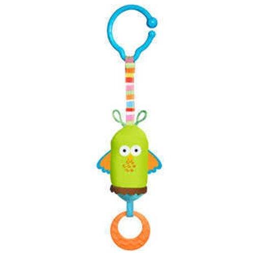 Купить Подвесная игрушка Tiny Love Сова (1111401110) зеленый, Подвески
