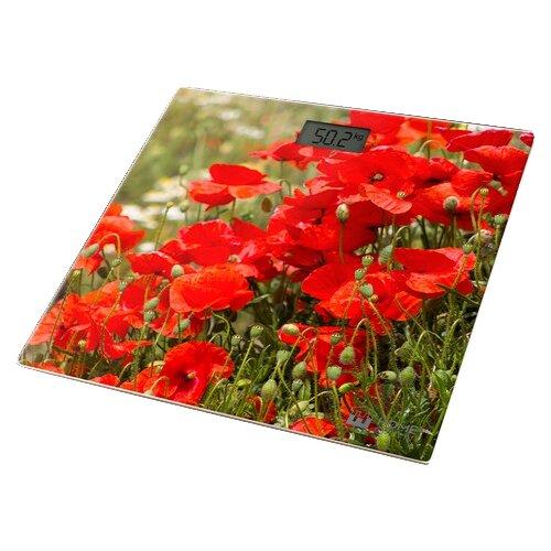 Весы электронные Home Element HE-SC906 Red Poppies