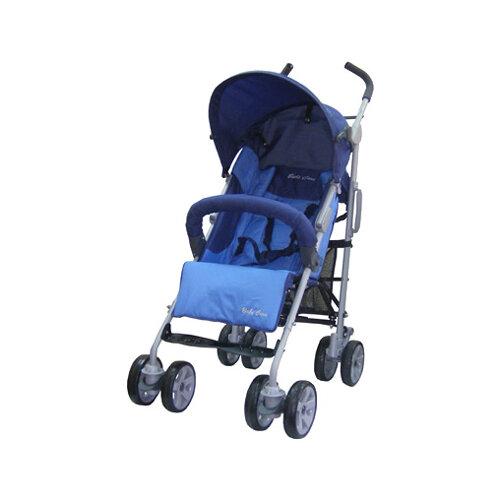 Прогулочная коляска Baby Care Polo dark blue прогулочная коляска baby care polo light terrakote