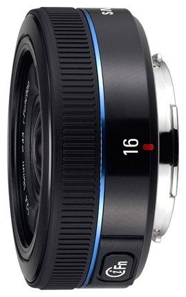 Объектив Samsung 16mm f/2.4 (W16NB)
