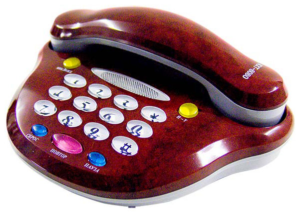 Телефон Телфон KXT-8080