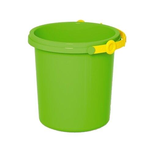 Купить Ведро Stellar 01201, зеленый, Наборы в песочницу