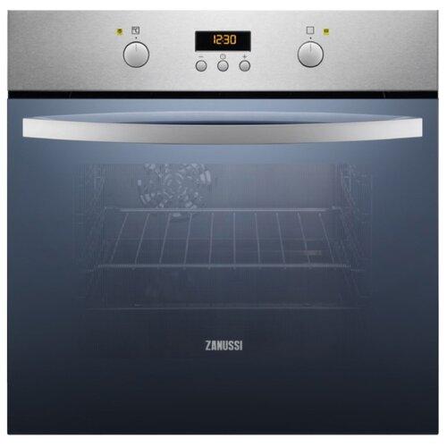 Электрический духовой шкаф Zanussi OPZA 4210 X электрический духовой шкаф de longhi cm 9 x