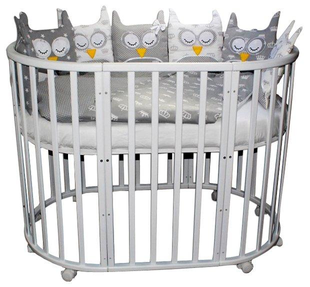 Кроватка JAKOMO Dia 7 в 1 (трансформер)