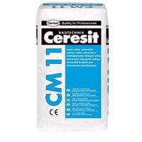 Плиточный клей ceresit см 11 для керамогранита 25кг