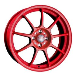 Колесные диски OZ Racing Alleggerita HLT 8x17/5x112 D75 ET35 Red