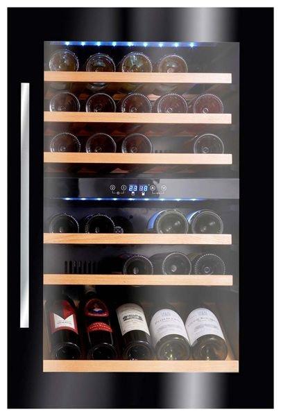 Встраиваемый винный шкаф Climadiff AV46CDZI