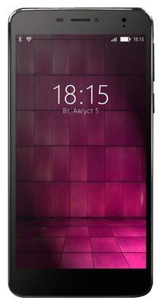 BQ-Mobile BQ 6050 Jumbo 16Гб, Черный
