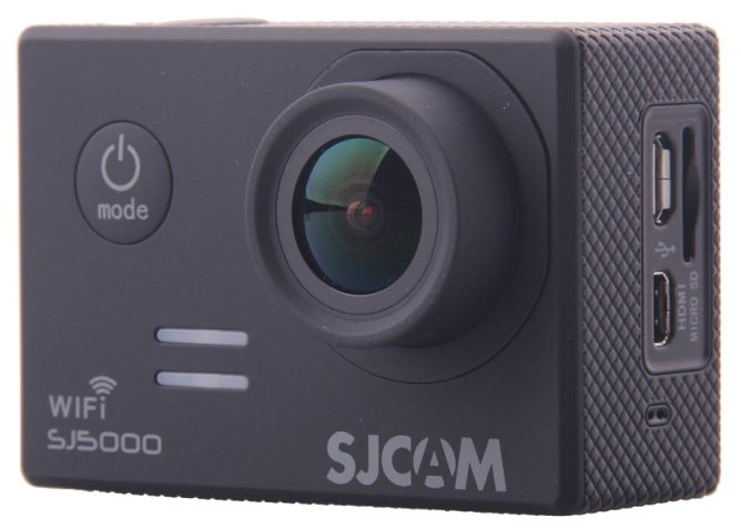 SJCAM Экшн-камера SJCAM SJ5000 WiFi