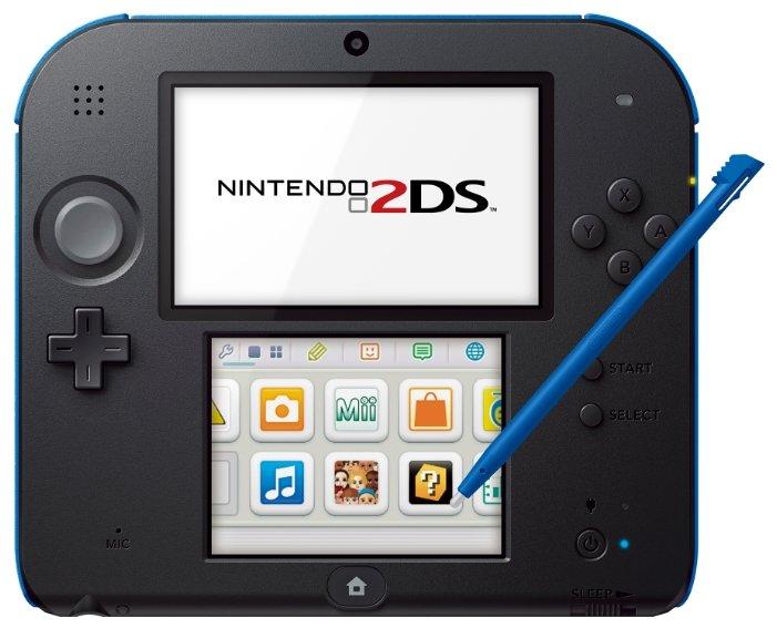 Nintendo Игровая приставка Nintendo 2DS